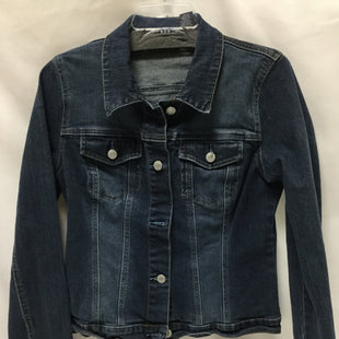Primary Photo - BRAND: NEW YORK AND CO STYLE: BLAZER JACKET COLOR: DENIM SIZE: M SKU: 155-155224-18868
