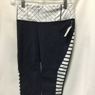 Primary Photo - BRAND: ATHLETA STYLE: ATHLETIC CAPRIS COLOR: NAVY SIZE: XS SKU: 155-155220-6974