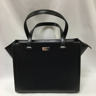 Primary Photo - BRAND: KATE SPADE STYLE: HANDBAG DESIGNER COLOR: BLACK SIZE: LARGE SKU: 155-155201-17287