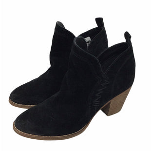 Primary Photo - BRAND: SAM EDELMAN STYLE: BOOTS ANKLE COLOR: BLACK SIZE: 7.5 OTHER INFO: SOME TOE WEAR SKU: 155-155224-20938
