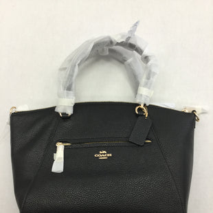 Primary Photo - BRAND: COACH STYLE: HANDBAG DESIGNER COLOR: BLACK SIZE: MEDIUM OTHER INFO: NEW! SKU: 155-155201-17561