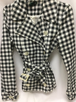 Primary Photo - BRAND: LAUREN BY RALPH LAUREN <BR>STYLE: BLAZER JACKET <BR>COLOR: PLAID <BR>SIZE: M <BR>SKU: 155-155228-1015
