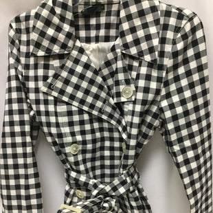 Primary Photo - BRAND: LAUREN BY RALPH LAUREN STYLE: BLAZER JACKET COLOR: PLAID SIZE: M SKU: 155-155228-1015