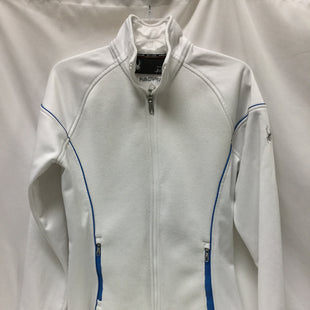 Primary Photo - BRAND: SPYDER STYLE: ATHLETIC JACKET COLOR: WHITE SIZE: L SKU: 155-155185-7275