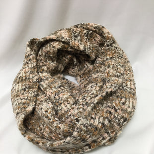 Primary Photo - BRAND: ISAAC MIZRAHI LIVE QVC STYLE: SCARF WINTER COLOR: BROWN SKU: 155-155224-10931