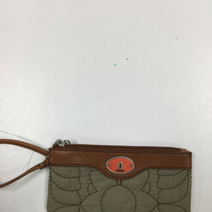 Primary Photo - BRAND: FOSSIL STYLE: WRISTLET COLOR: KELLY GREEN SKU: 155-155224-12739