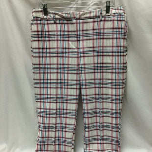 Primary Photo - BRAND: CATO STYLE: PANTS COLOR: PLAID SIZE: 12 SKU: 155-15599-234302