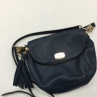 Primary Photo - BRAND: MICHAEL BY MICHAEL KORS STYLE: HANDBAG DESIGNER COLOR: BLUE SIZE: MEDIUM SKU: 155-15599-237641