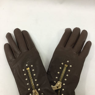 Primary Photo - BRAND: MICHAEL BY MICHAEL KORS STYLE: GLOVES COLOR: BROWN SKU: 155-15545-209005