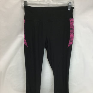 Primary Photo - BRAND: 90 DEGREES BY REFLEX STYLE: ATHLETIC PANTS COLOR: PINKBLACK SIZE: M SKU: 155-155224-3830
