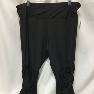 Primary Photo - BRAND: AVIA STYLE: ATHLETIC PANTS COLOR: BLACK SIZE: 2X SKU: 155-15599-236442