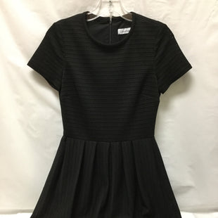Primary Photo - BRAND: CALVIN KLEIN STYLE: DRESS SHORT SHORT SLEEVE COLOR: BLACK SIZE: XS SKU: 155-155224-11184