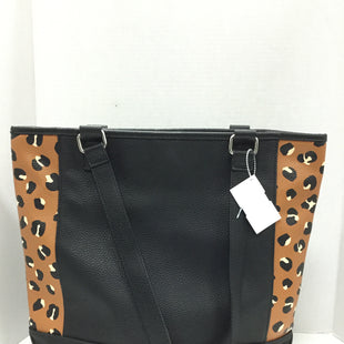 Primary Photo - BRAND: THIRTY ONE STYLE: TOTE COLOR: LEOPARD PRINT SIZE: LARGE SKU: 155-155224-19340