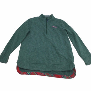 Primary Photo - BRAND: VINEYARD VINES STYLE: SWEATER HEAVYWEIGHT COLOR: FOREST SIZE: S SKU: 155-155224-22834