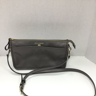 Primary Photo - BRAND: COLE-HAAN STYLE: HANDBAG DESIGNER COLOR: GREY SIZE: SMALL SKU: 155-155185-8328