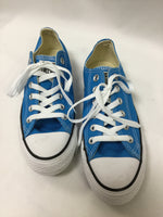 Photo #1 - BRAND: CONVERSE <BR>STYLE: SHOES ATHLETIC <BR>COLOR: BLUE <BR>SIZE: 7 <BR>SKU: 155-15545-208908