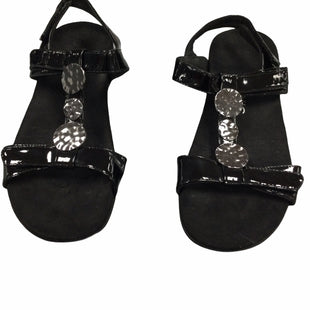 Primary Photo - BRAND: VIONIC STYLE: SANDALS FLAT COLOR: BLACK SIZE: 9 SKU: 155-15599-242951