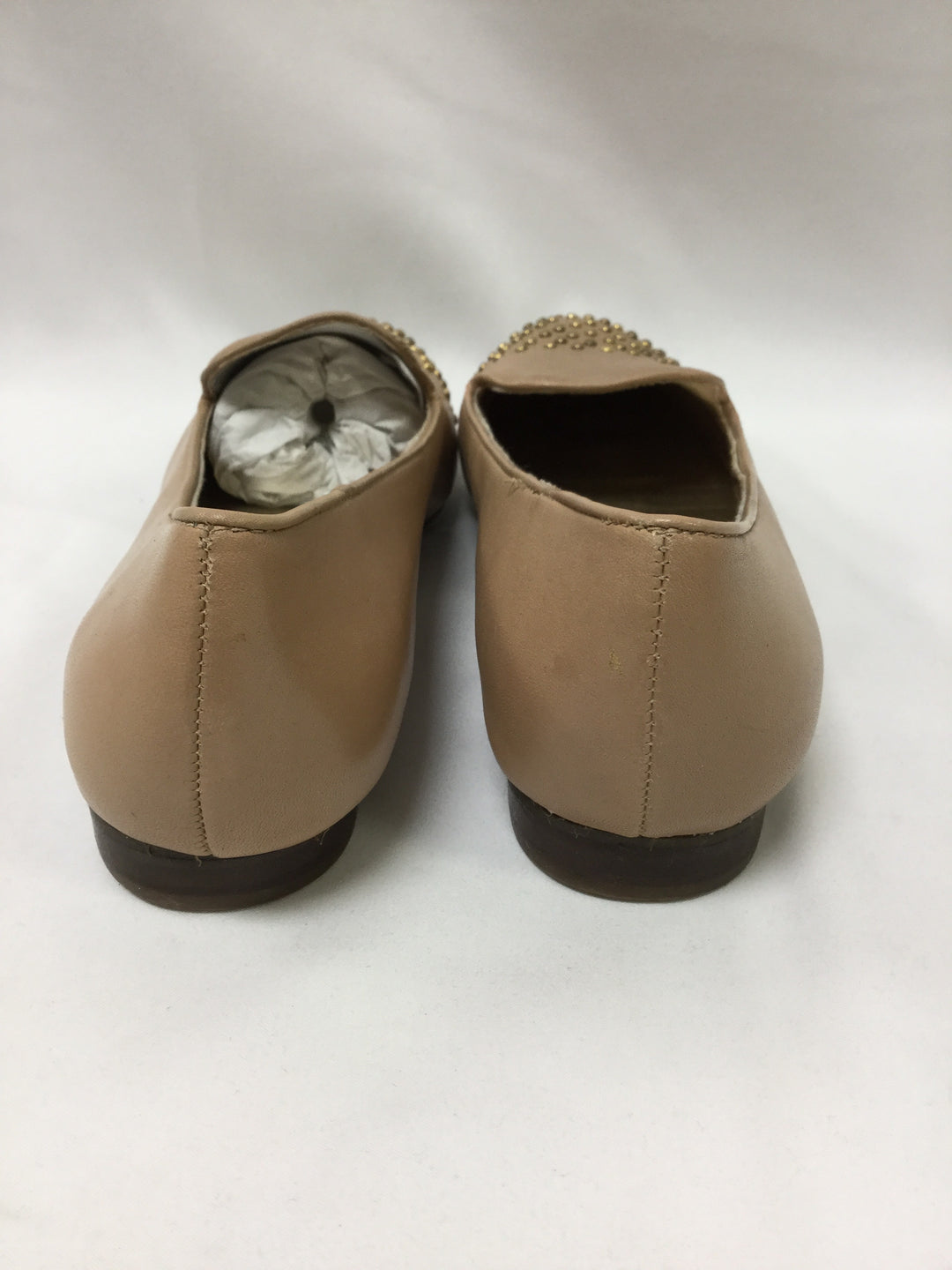Photo #2 - BRAND: MARC FISHER <BR>STYLE: SHOES FLATS <BR>COLOR: TAN <BR>SIZE: 8 <BR>SKU: 155-155220-4475