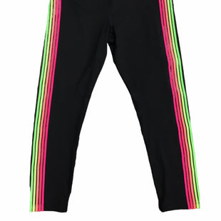 Primary Photo - BRAND: PINK STYLE: ATHLETIC PANTS COLOR: BLACK SIZE: L SKU: 155-15599-248328