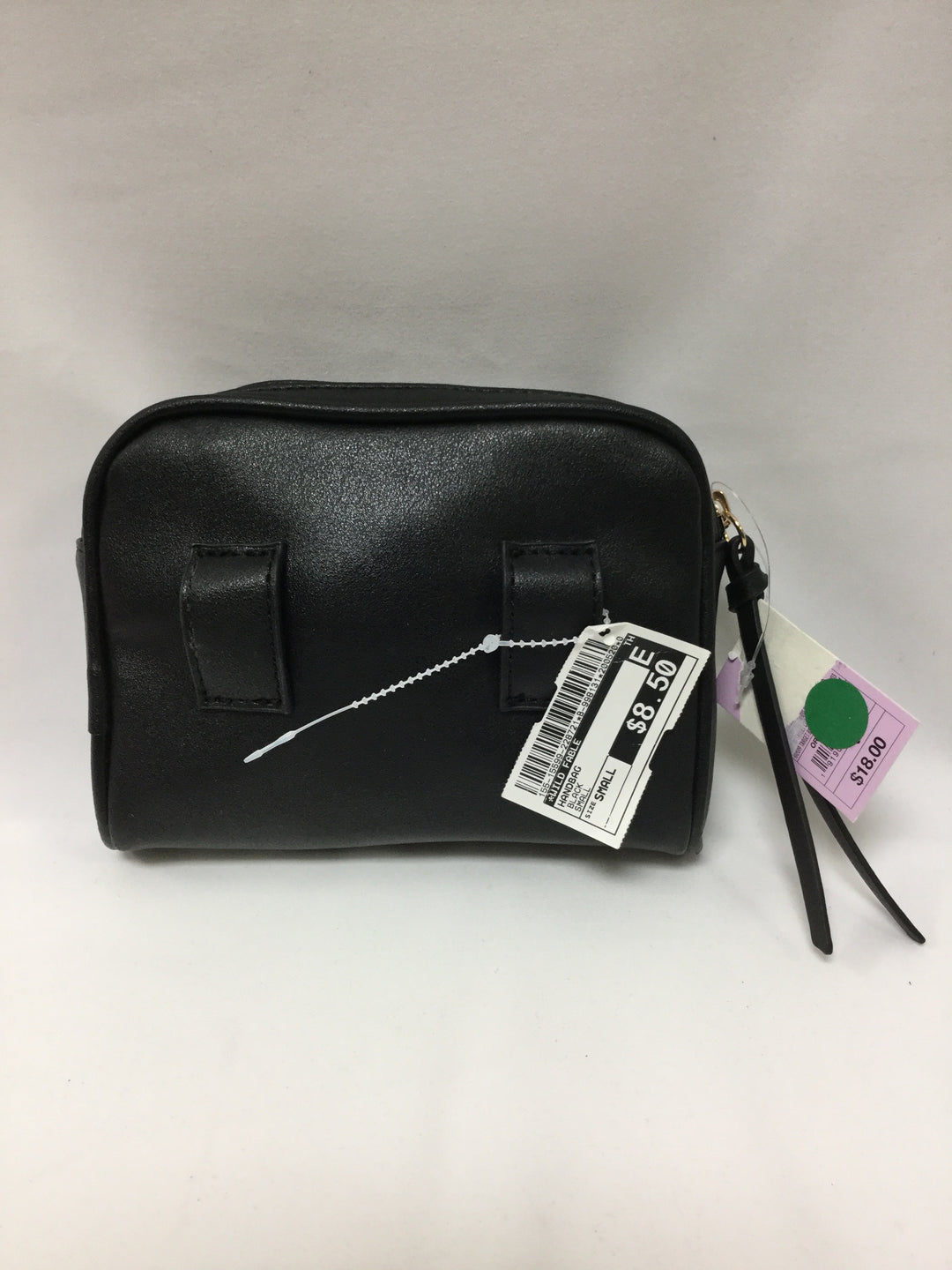 Photo #1 - BRAND: WILD FABLE <BR>STYLE: HANDBAG <BR>COLOR: BLACK <BR>SIZE: SMALL <BR>SKU: 155-15599-228721