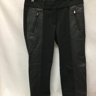 Primary Photo - BRAND: ANN TAYLOR STYLE: PANTS COLOR: BLACK SIZE: 2 SKU: 155-155220-7802