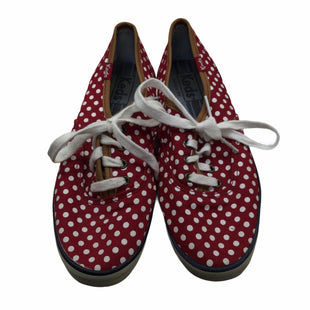 Primary Photo - BRAND: KEDS STYLE: SHOES FLATS COLOR: RED SIZE: 6 SKU: 155-155220-11373