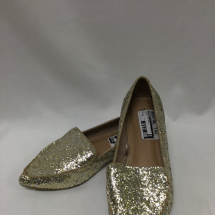 Primary Photo - BRAND: TORRID STYLE: SHOES LOW HEEL COLOR: GOLD SIZE: 9 SKU: 155-15599-234207