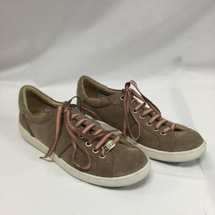 Primary Photo - BRAND: UGG STYLE: SHOES ATHLETIC COLOR: TAUPE AND DUSTY PINKSIZE: 9 SKU: 155-155201-13269