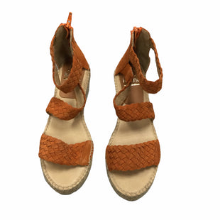 Primary Photo - BRAND:    CLOTHES MENTOR STYLE: SANDALS LOW COLOR: ORANGE SIZE: 9.5 OTHER INFO: KANNA - SKU: 155-155224-5788