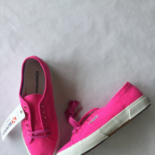 Primary Photo - BRAND: SUPERGA STYLE: SHOES ATHLETIC COLOR: HOT PINK SIZE: 9 SKU: 155-15545-203696