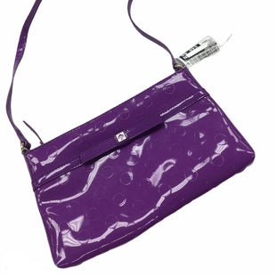 Primary Photo - BRAND: KATE SPADE STYLE: HANDBAG COLOR: PURPLE SIZE: SMALL SKU: 155-15599-243459