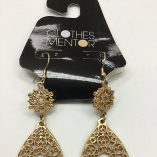 Primary Photo - BRAND:   CMC STYLE: EARRINGS COLOR: GOLD OTHER INFO: NOONDAY - SKU: 155-155227-724