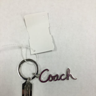 Primary Photo - BRAND: COACH STYLE: ACCESSORY TAG COLOR: PURPLE SKU: 155-155224-13245