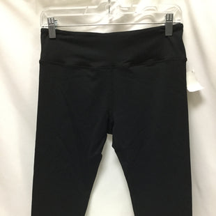 Primary Photo - BRAND: LULULEMON STYLE: ATHLETIC CAPRIS COLOR: BLACK SIZE: M SKU: 155-15599-234377