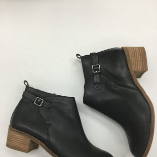 Primary Photo - BRAND: LUCKY BRAND STYLE: BOOTS ANKLE COLOR: BLACK SIZE: 9 SKU: 155-15545-207096