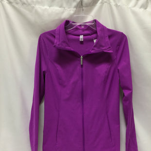 Primary Photo - BRAND: UNDER ARMOUR STYLE: ATHLETIC JACKET COLOR: PURPLE SIZE: M SKU: 155-155201-16983