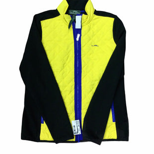 Primary Photo - BRAND: RALPH LAUREN O STYLE: JACKET OUTDOOR COLOR: YELLOW SIZE: L SKU: 155-155130-220627