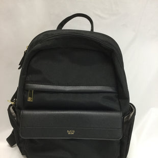 Primary Photo - BRAND:   CMC STYLE: BACKPACK COLOR: BLACK SIZE: MEDIUM OTHER INFO: TUTILO NEW YORK - SKU: 155-155227-116GOLD HARDWARE, APPROX. 14'X20'