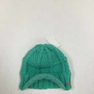 Primary Photo - BRAND: COLUMBIA STYLE: HAT COLOR: MINT SKU: 155-155228-451