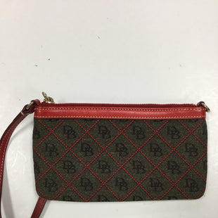 Primary Photo - BRAND: DOONEY AND BOURKE STYLE: WRISTLET COLOR: BROWN SKU: 155-155224-12737
