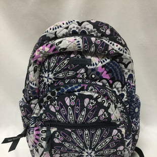 Primary Photo - BRAND: VERA BRADLEY STYLE: BACKPACK COLOR: PURPLE SIZE: MEDIUM SKU: 155-155220-6783