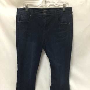 Primary Photo - BRAND: KENNETH COLE STYLE: JEANS COLOR: DENIM SIZE: 12 SKU: 155-155226-163