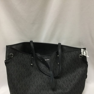 Primary Photo - BRAND: MICHAEL KORS STYLE: HANDBAG DESIGNER COLOR: BLACK SIZE: LARGE OTHER INFO: MARK ON BOTTOM SKU: 155-155224-13433
