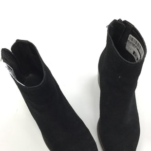 Primary Photo - BRAND: ANTONIO MELANI STYLE: BOOTS ANKLE COLOR: BLACK SIZE: 6.5 SKU: 155-15599-227469SCUFFED TOES