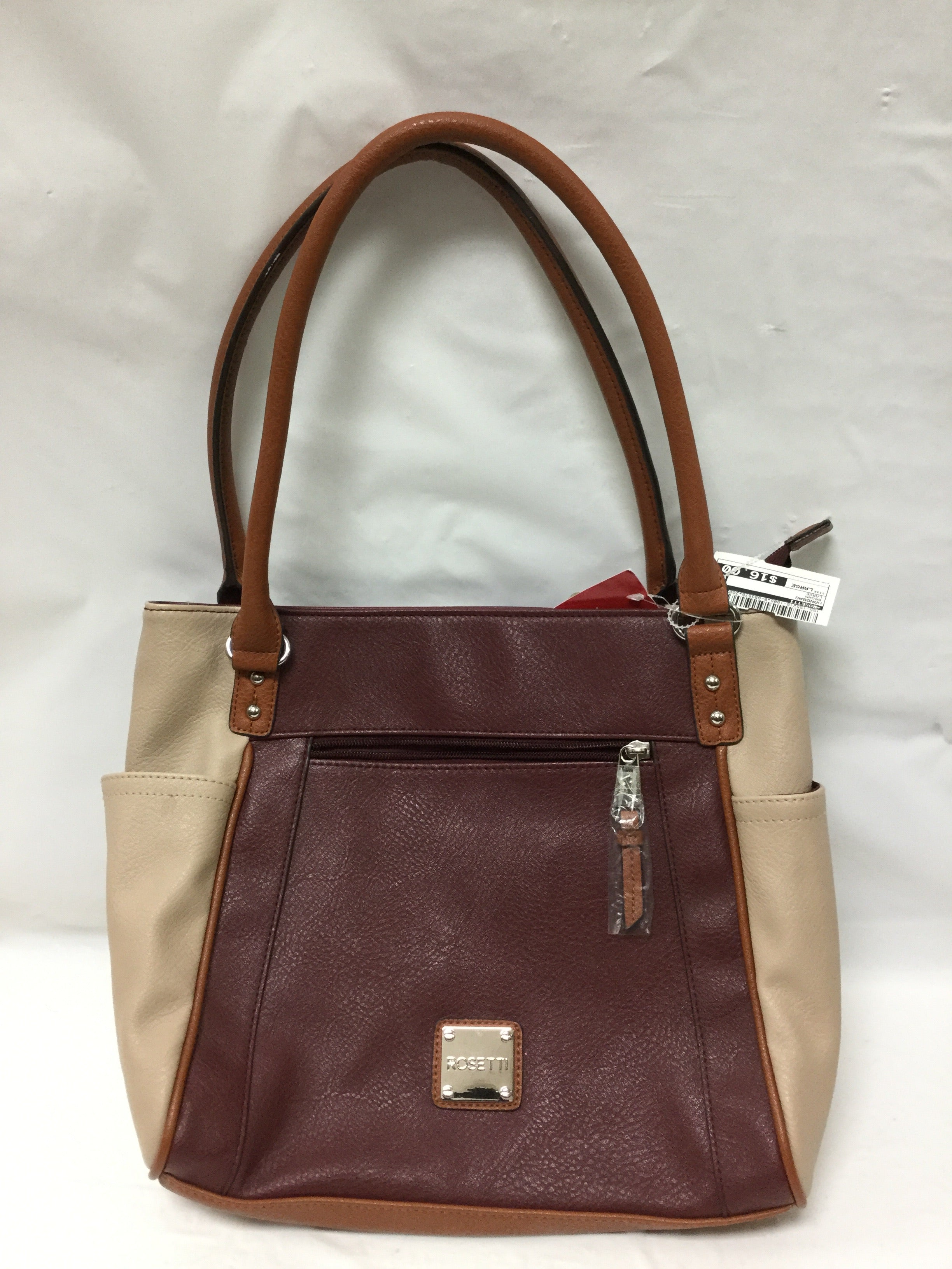 Primary Photo - BRAND: ROSETTI <BR>STYLE: HANDBAG <BR>COLOR: BROWN <BR>SIZE: LARGE <BR>SKU: 155-155215-1985