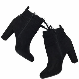 Primary Photo - BRAND: NEW YORK AND CO STYLE: BOOTS ANKLE COLOR: BLACK SIZE: 8 SKU: 155-155220-11669