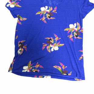 Primary Photo - BRAND: A NEW DAY STYLE: TOP SHORT SLEEVE COLOR: FLORAL SIZE: S SKU: 155-155201-13202