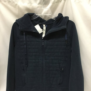 Primary Photo - BRAND: LULULEMON STYLE: ATHLETIC JACKET COLOR: BLUE SIZE: S SKU: 155-155130-213514
