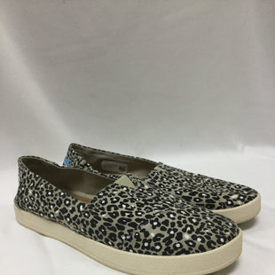 Primary Photo - BRAND: TOMS STYLE: SHOES FLATS COLOR: ANIMAL PRINT SIZE: 7.5 SKU: 155-15599-236138