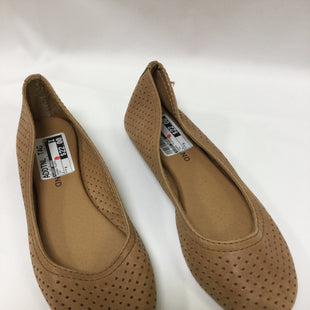 Primary Photo - BRAND: LUCKY BRAND STYLE: SHOES FLATS COLOR: TAN SIZE: 8 SKU: 155-155130-210967